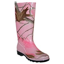 Itasca PVC Waterproof Boots for Ladies