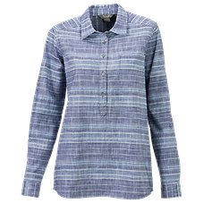 Natural Reflections Chambray Shirt for Ladies