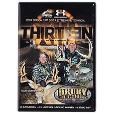 Drury Outdoors THIRTEEN Season 2 Video - DVD