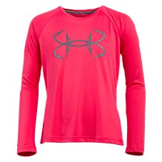 Under Armour Fish Hunter Tech Long-Sleeve T-Shirt for Girls