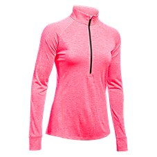 Under Armour Tech Twist 1/2-Zip Pullover for Ladies