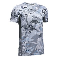 Under Armour Fish Hunter Tech T-Shirt for Kids