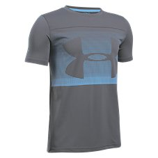 Under Armour Sunblock Short-Sleeve T-Shirt for Kids