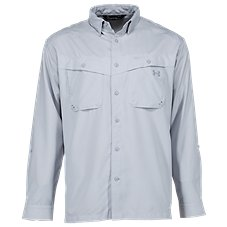 Under Armour Tide Chaser Long-Sleeve Fishing Shirt for Men