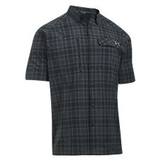 Under Armour Fish Hunter Plaid Short-Sleeve Shirt for Men