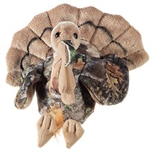 Bass Pro Shops CamoWild Plush Stuffed Turkey
