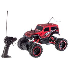 Jeep Rock Crawler Remote Control Monster Truck