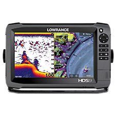Lowrance HDS-9 Gen3 Totalscan Insight USA Fishfinder/Chartplotter