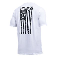 Under Armour Freedom Flag Tactical Graphic T-Shirt for Men