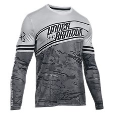 Under Armour Fishing Jersey Shirt for Men