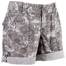 Carhartt Relaxed-Fit El Paso Printed Shorts for Ladies