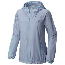 Columbia PFG Tidal Hooded Windbreaker for Ladies