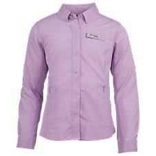 Columbia Tamiami Long-Sleeve Shirt for Girls