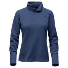 The North Face Glacier 1/4-Zip Pullover for Ladies