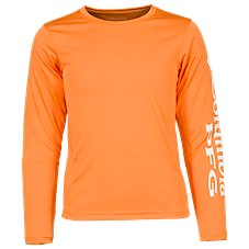 Columbia PFG Terminal Tackle Long-Sleeve T-Shirt for Kids