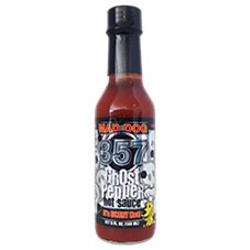 Mad Dog 357 Ghost Pepper Hot Sauce