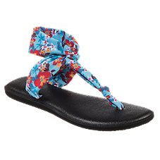 Sanuk Yoga Sling Ella Prints Sandals for Ladies