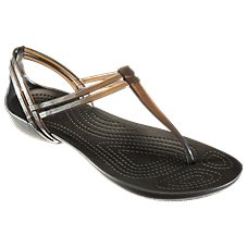Crocs Isabella T-Strap Sandals for Ladies