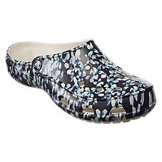 Crocs Freesail Graphic Clogs for Ladies