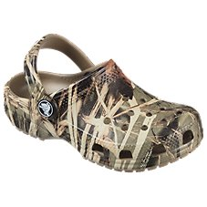 Crocs Realtree Classic Clogs for Toddlers or Kids