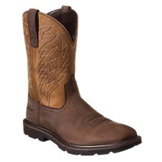 Ariat Dalton Western Work Boots for Men