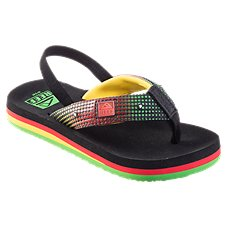 Reef Ahi Light Up Prints Sandals for Babies, Toddlers, or Kids