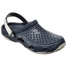 Crocs Swiftwater Deck Clogs for Men