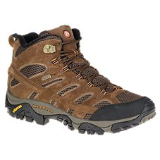 Merrell Moab 2 Mid Waterproof Hiking Boots for Men