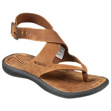 Columbia Caprizee Nubuck Leather Sandals for Ladies