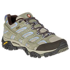 Merrell Moab 2 Waterproof Hiking Shoes for Ladies