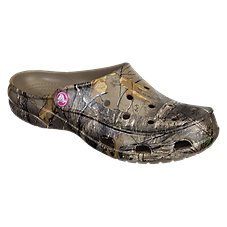 Crocs Freesail Realtree II Clogs for Ladies