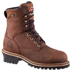 Irish Setter Mesabi Waterproof Steel Toe Work Boots for Men