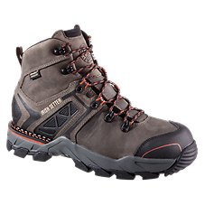 Irish Setter Crosby Waterproof Safety Toe Work Boots for Men
