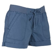 Natural Reflections Marble Creek Drawstring Shorts for Ladies