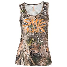 SHE Outdoor SHE Hunts Tank Top for Ladies