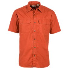 RedHead Washed Bass Shirt for Men