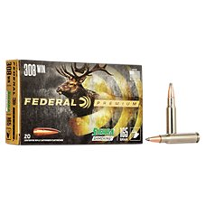 Federal Premium Vital-Shok Sierra GameKing Centerfire Rifle Cartridges