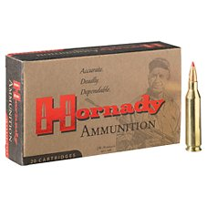 Hornady Custom SST Rifle Ammo
