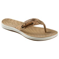 Sperry Seabrook Surf Cork Sandals for Ladies