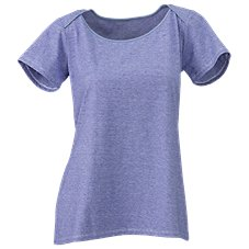 Natural Reflections Space Dye Top for Ladies