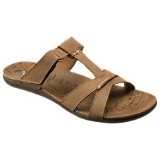Natural Reflections Bei-Slide Sandals for Ladies