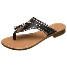 Natural Reflections Natalie Tassel Sandals for Ladies