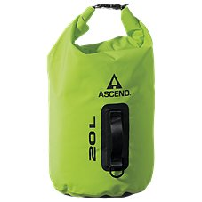 Ascend Heavy-Duty Round-Bottom Dry Bag