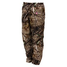 Frogg Toggs Pro Action Camo Rain Pants for Ladies