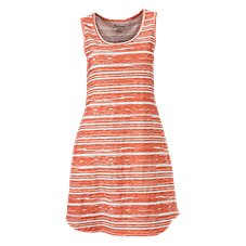 Natural Reflections Stripe Tank Dress for Ladies