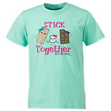 Bass Pro Shops Stick Together T-Shirt for Toddlers or Kids