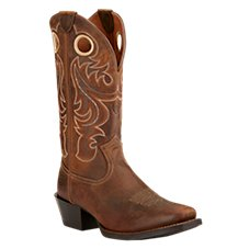 Ariat Sport Square Toe Western Boots for Men