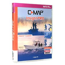 C-Map 1 Insight Pro HD Electronic Map Chart Card