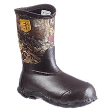 LaCrosse Lil' Alpha Lite Insulated Waterproof Hunting Boots for Kids