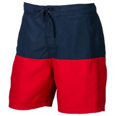 Bass Pro Shops Magic Print Stars and Stripes Swim Shorts for Men